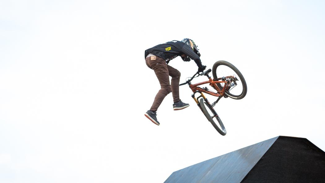 MUNICH MASH 2015: Brett Rheeder