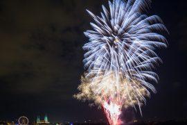 Feuerwerk Frühlingsfest 2013