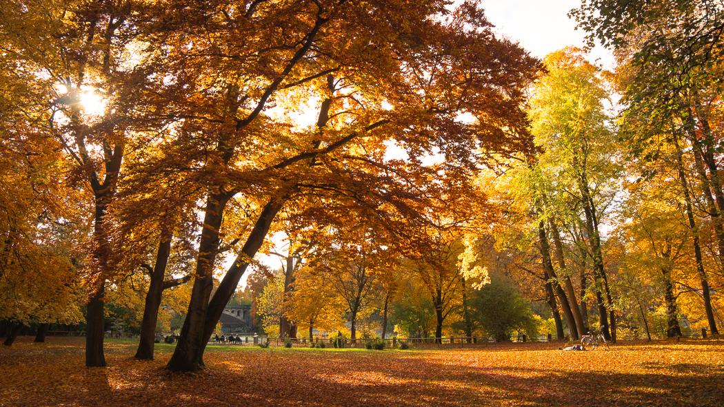 Golden October Munich