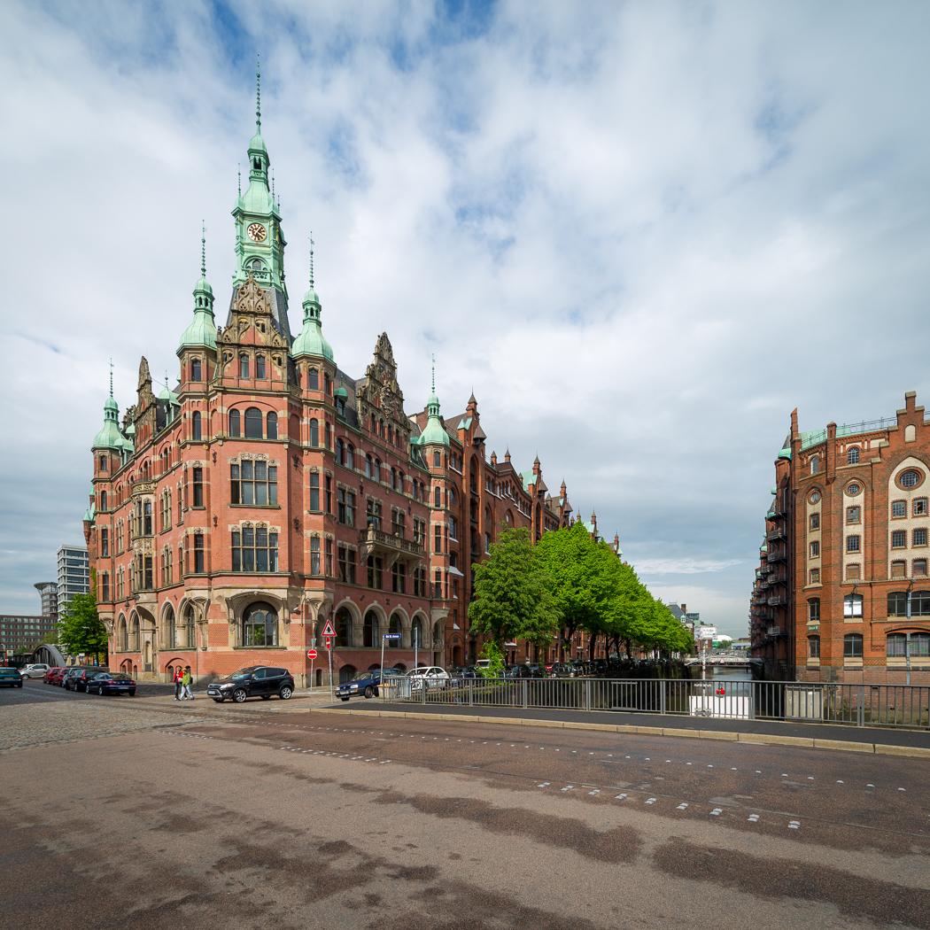 Hamburg Speicherstadt UNESCO