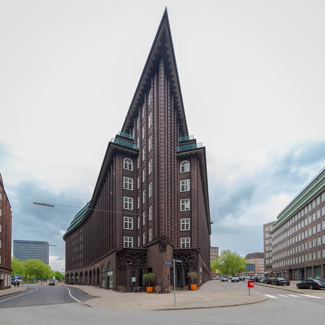 Hamburg Chilehaus UNESCO