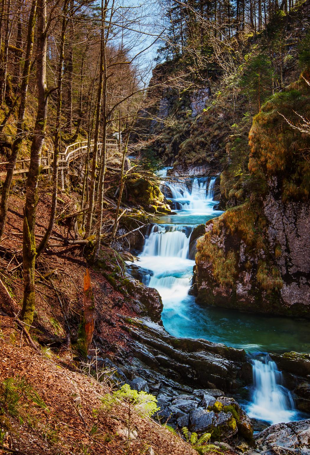 Rottachfall Rottach Egern Wasserfall