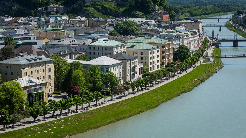 Salzburg Hotel Sacher