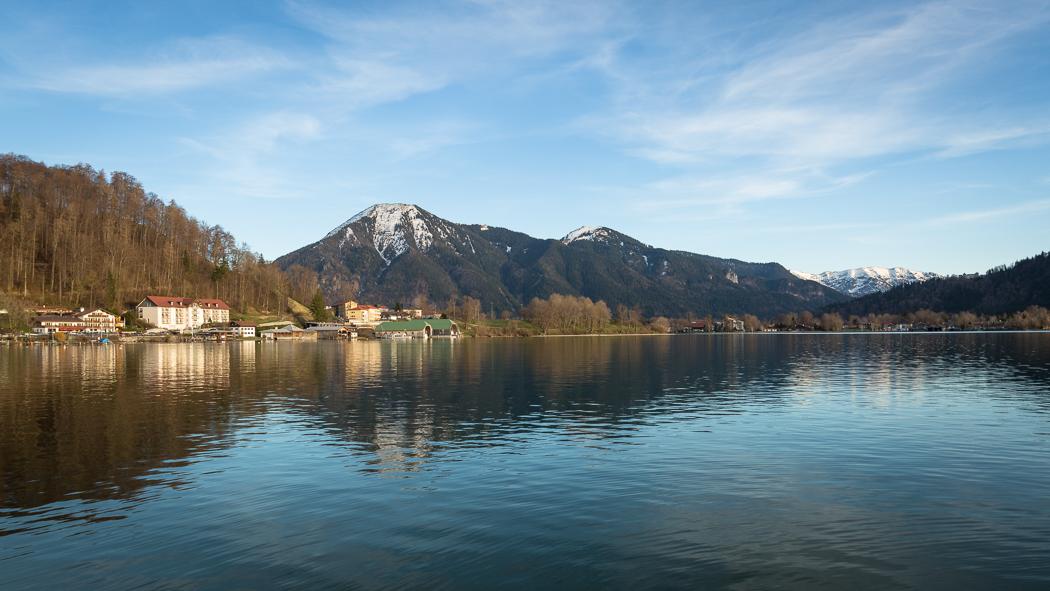 Tegernsee Alpen Wallberg Rottach Egern Bayern