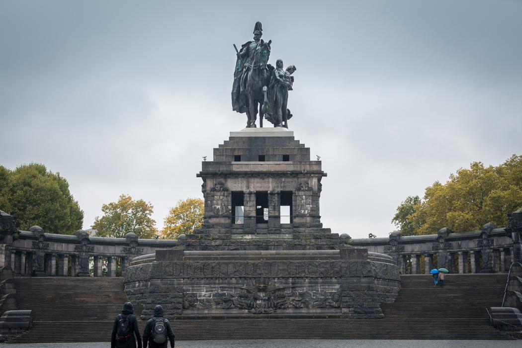 Koblenz Rheinland Pfalz Deutsches Eck Festung