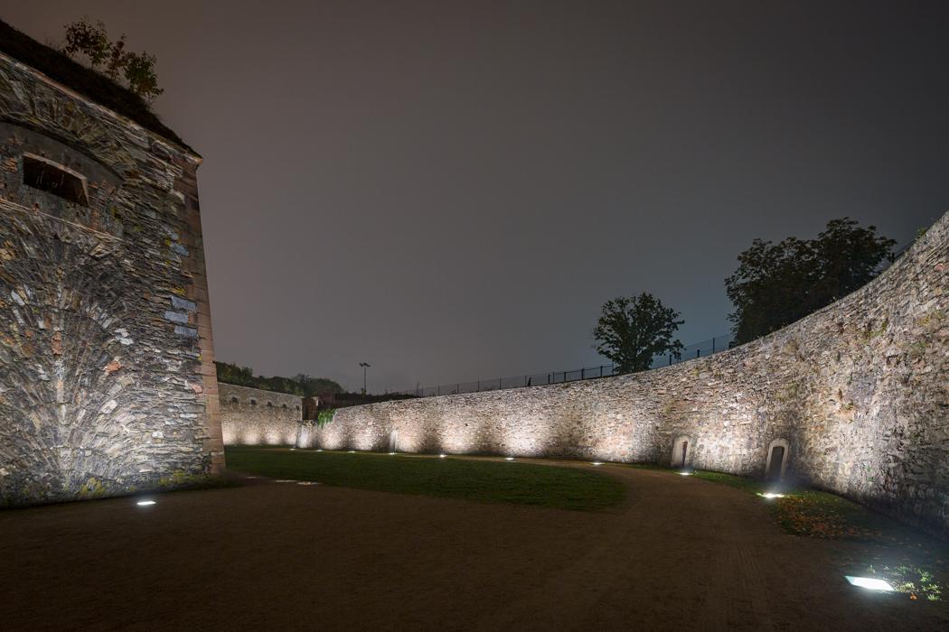 Koblenz Rheinland Pfalz Festung Ehrenbreitstein