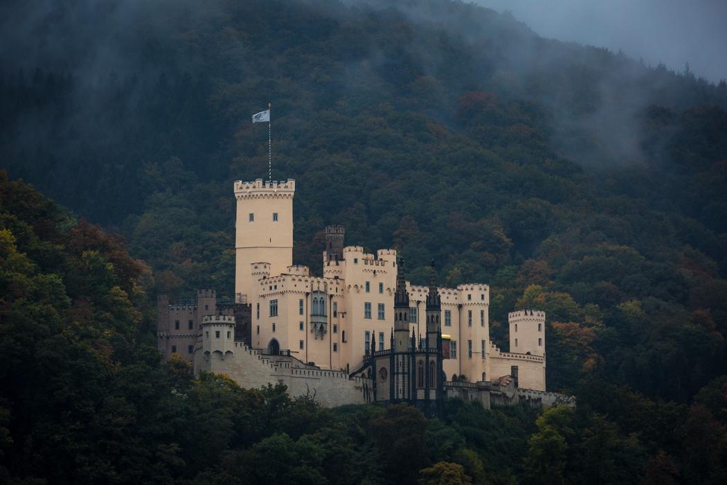 Koblenz Rheinland Pfalz Schloss Stolzenfels