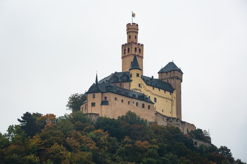 Koblenz Rheinland Pfalz Marksburg