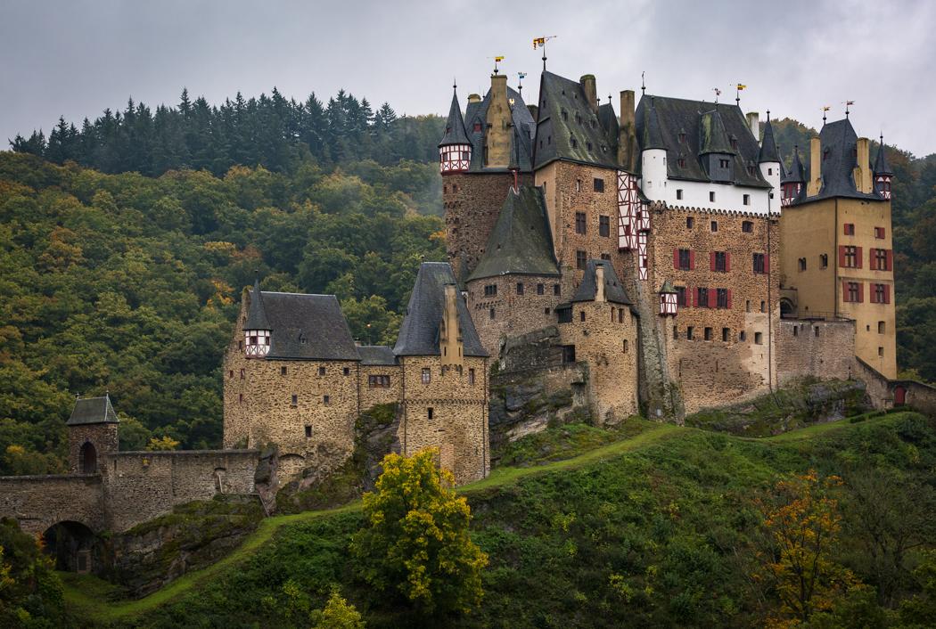 Koblenz Rheinland Pfalz Burg Eltz