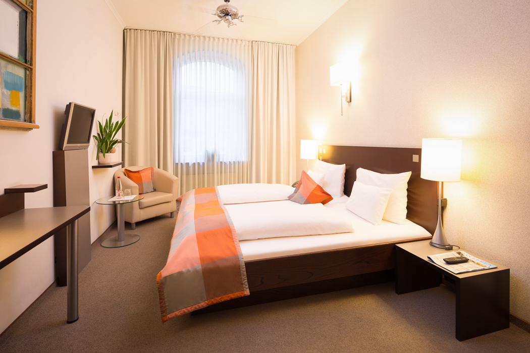 Koblenz Rheinland Pfalz Hotel Stein Zimmer