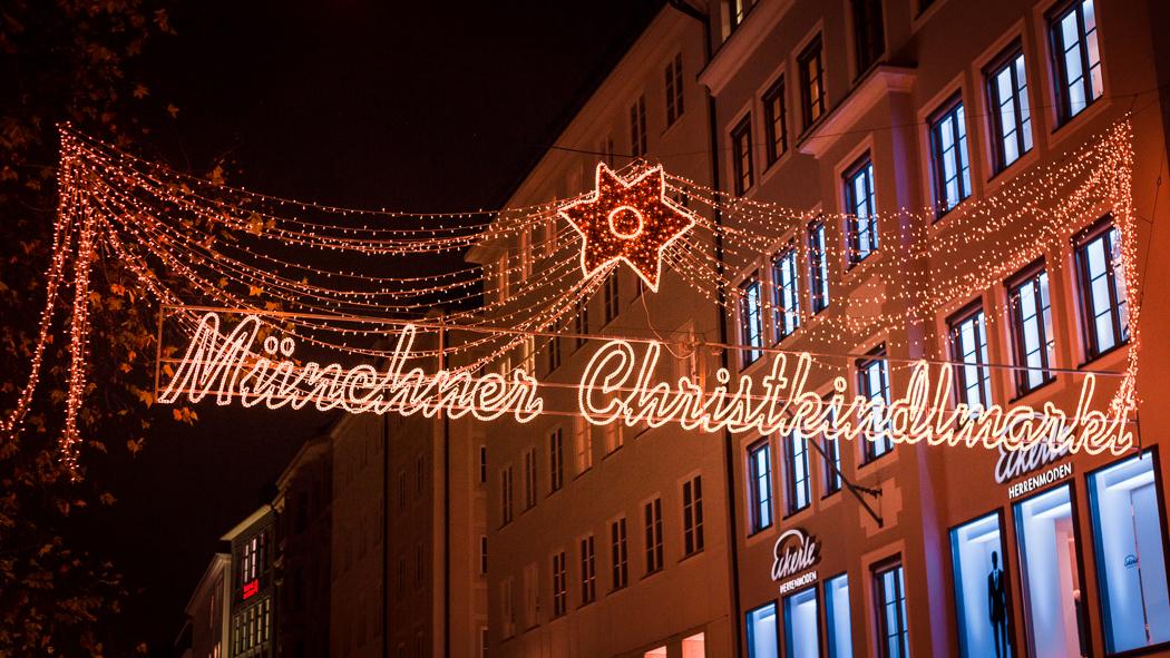 Christkindlmarkt München Bayern