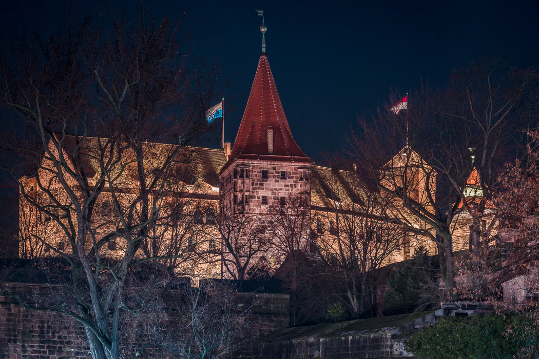 Nürnberg Burg Bayern