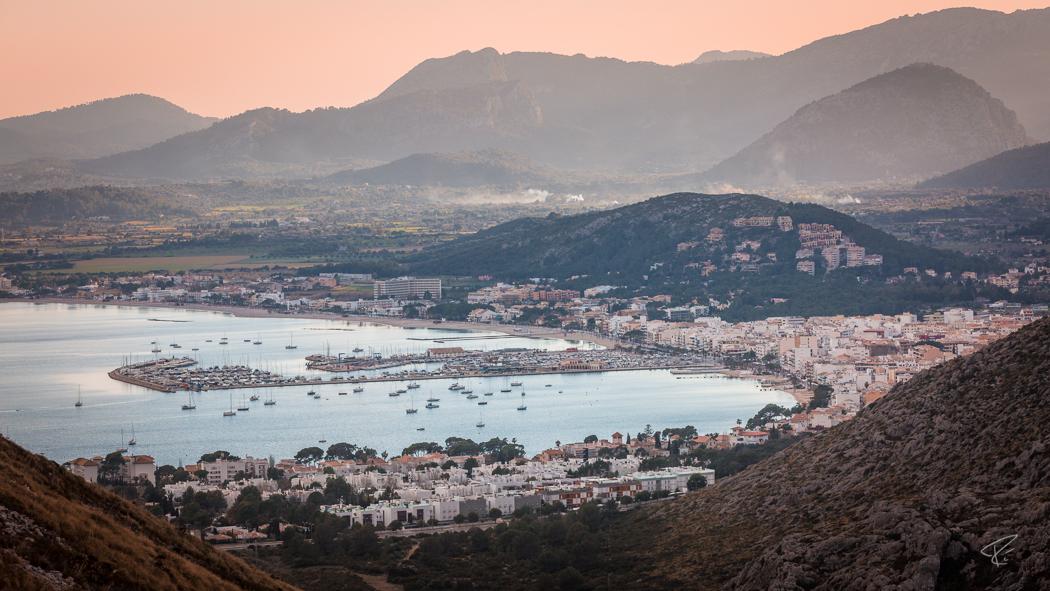 Mallorca Cap Formentor Tramuntana Port Pollença Spain