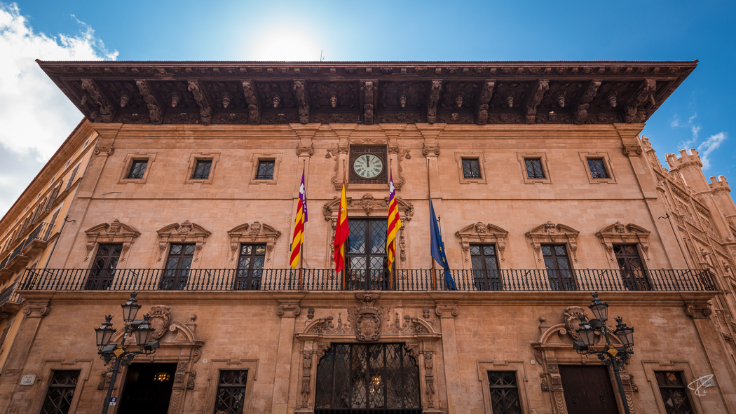 Palma de Mallorca townhall