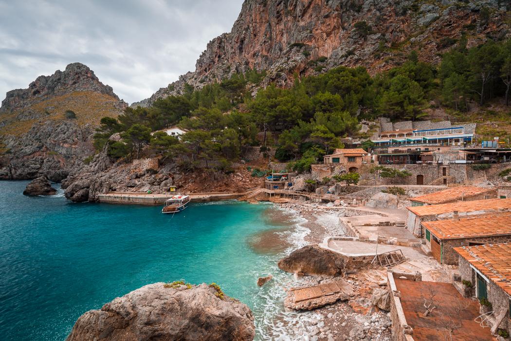 Mallorca Torrent de Pareis Sa Calobra Serra de Tramuntana