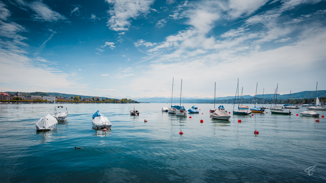 Switzerland Zurich Lake