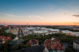 Oktoberfest Wiesn Munich