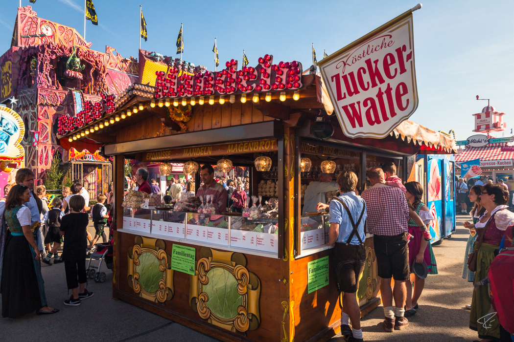 Oktoberfest Wiesn Munich