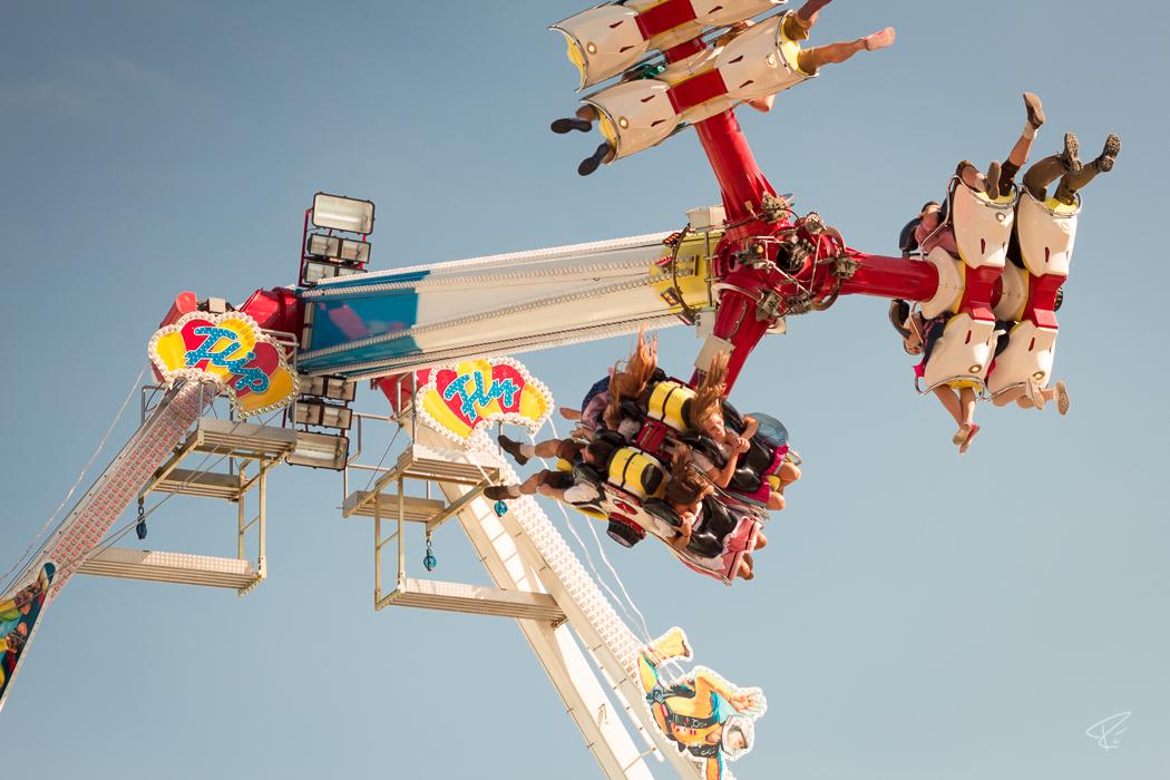Oktoberfest Wiesn Munich Flip Fly