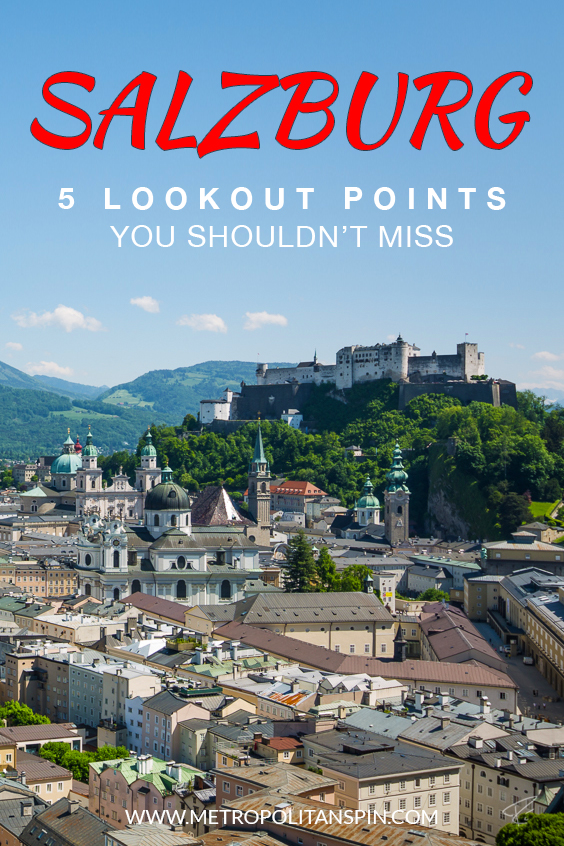 Salzburg Lookout Points Cover Pinterest