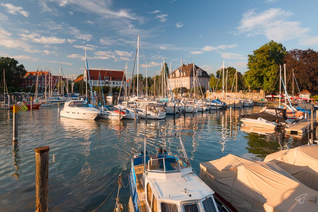 Lindau Germany Bodensee Lake Constance Hafen