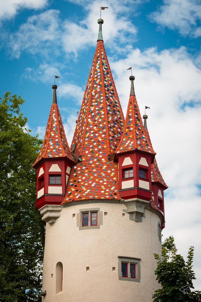 Lindau Germany Diebsturm