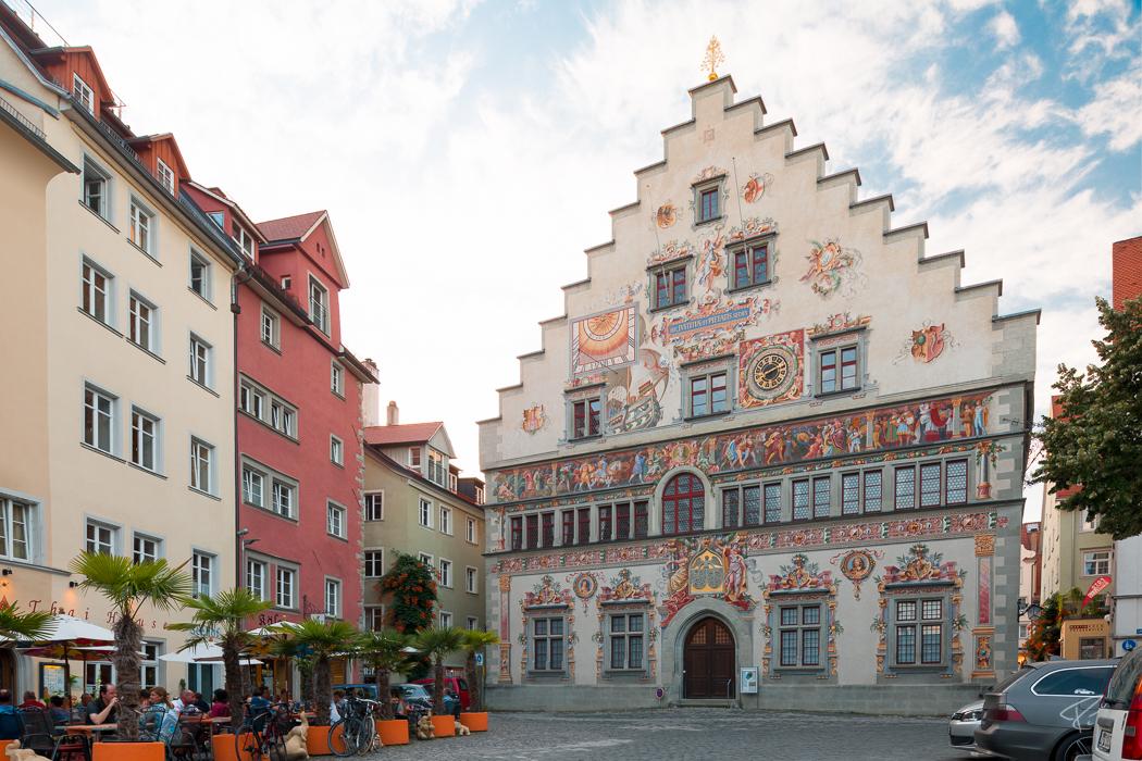 Lindau Germany Rathaus