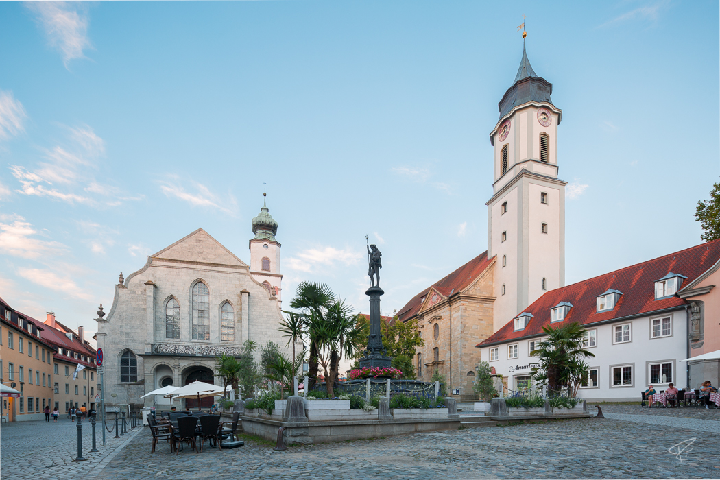 Lindau Germany churches