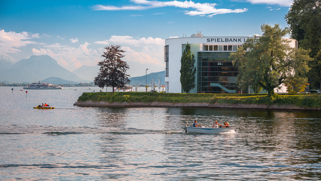 Lindau Germany Bodensee Lake Constance Spielbank casino
