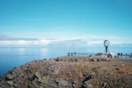 Norway Nordkap Globe North Cape