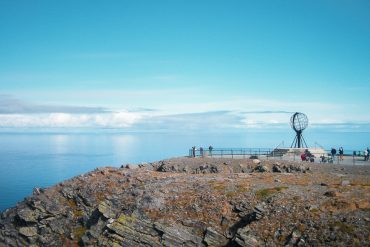 Norway Nordkap Globe North Cape