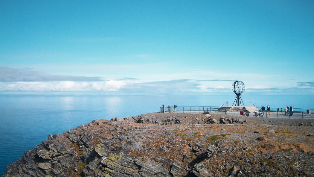 Norway Nordkap Globe