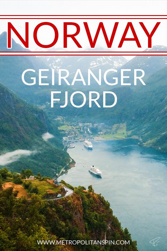 Geiranger Pinterest Cover