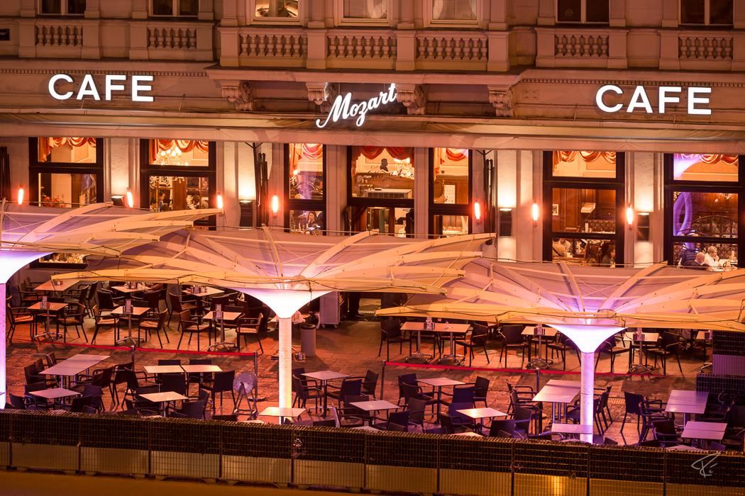 Vienna Coffee Houses Kaffeehaus Cafe Mozart