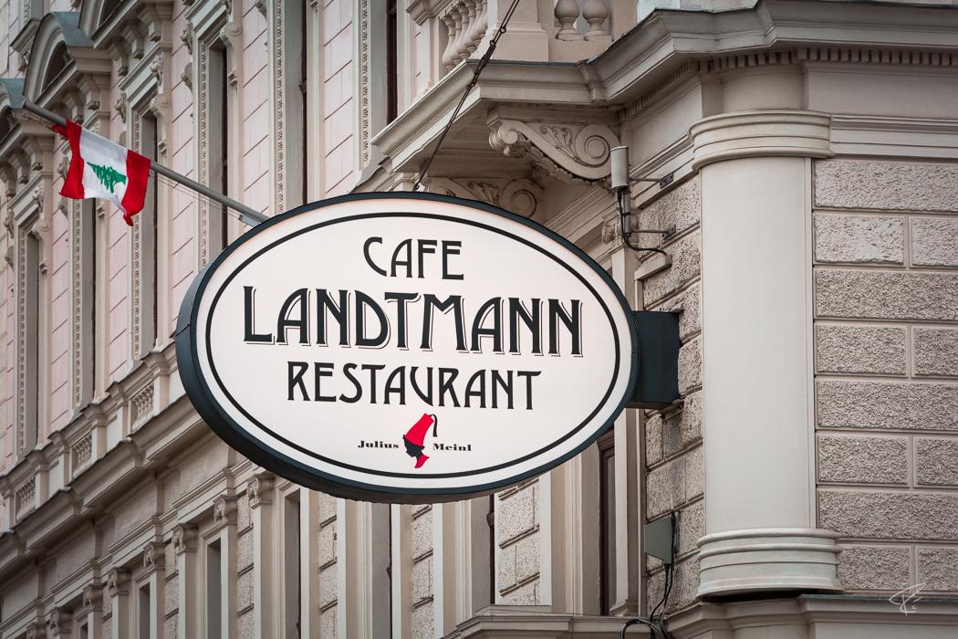 Vienna Coffee Houses Kaffeehaus Cafe Landtmann
