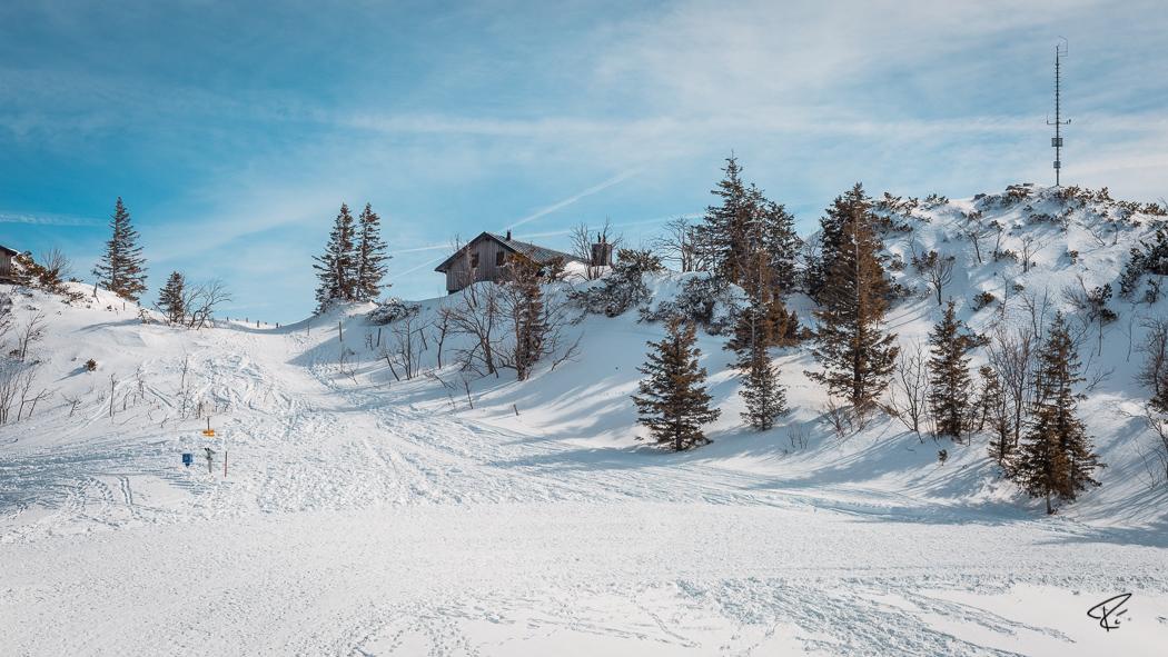 Chiemgauer Alpen Winter