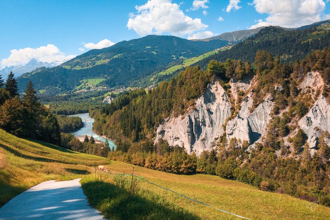 Valendas Graubünden
