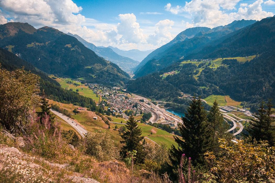 Switzerland Cugnasco Ticino