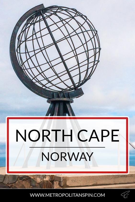 Nordkap Pinterest Cover