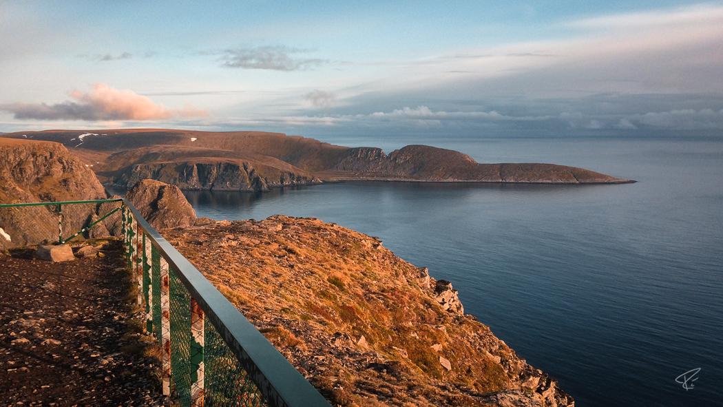Norway Nordkap North Cape Mitternachtssonne Midnight Sun