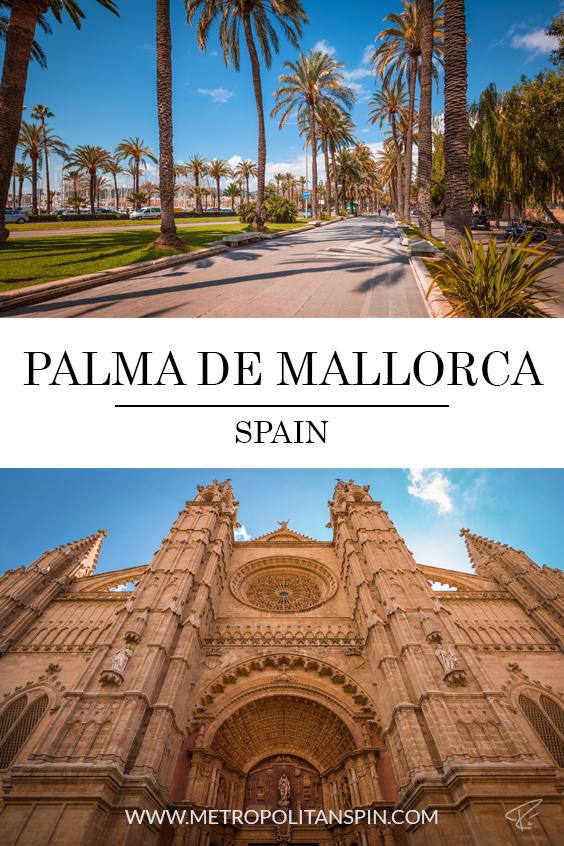 Palma de Mallorca Pinterest Cover