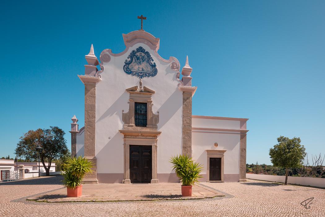 Algarve Portugal Igreja De São Lourenço Dos Matos church Kirche