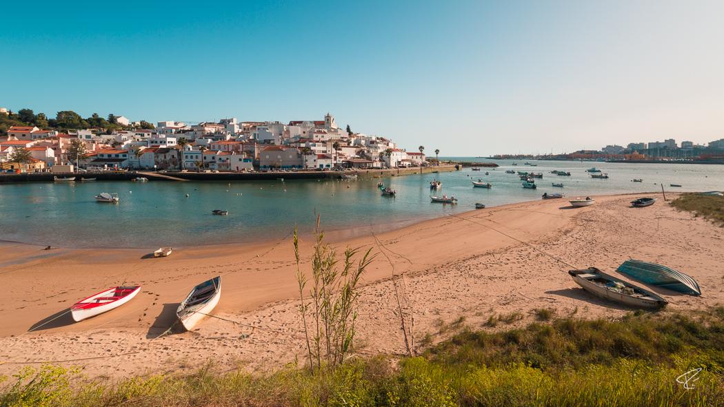 Algarve Portugal Portimão harbour port Hafen ships