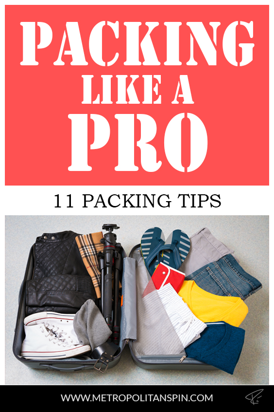 Packing Tips Pinterest Cover