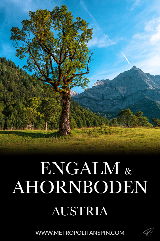 Engalm Ahornboden Pinterest Cover