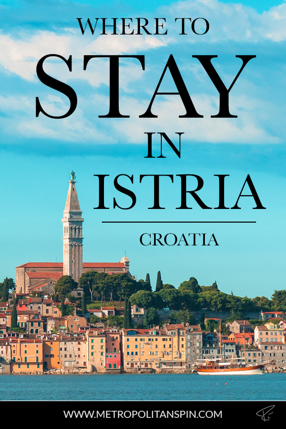 Istria Croatia Stay Pinterest Cover