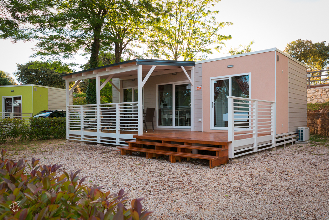 Val Saline Camping Rovinj Mobile Home
