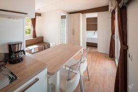 Val Saline Camping Rovinj Mobile Home Interior
