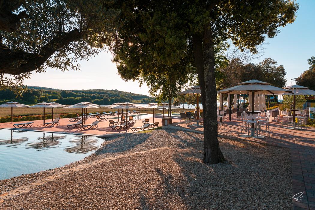 Val Saline Camping Rovinj Pool