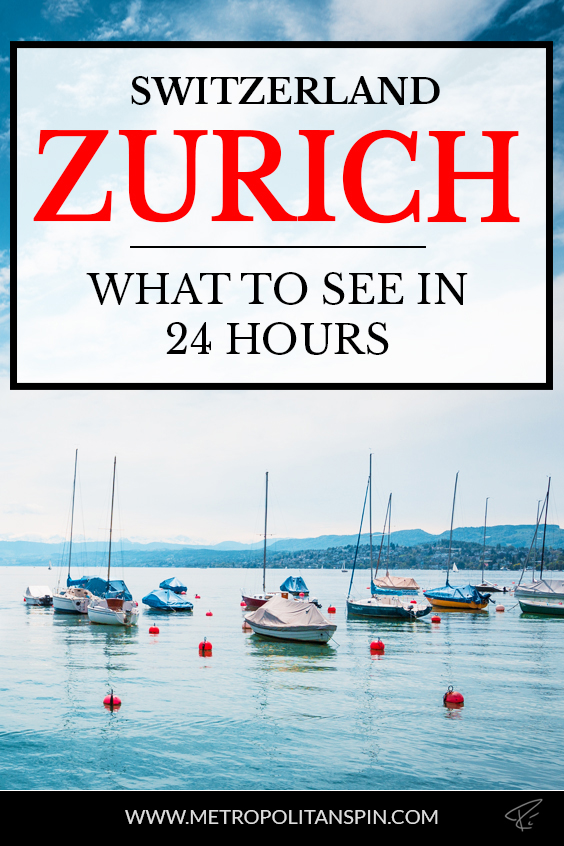 Zurich Pinterest Cover
